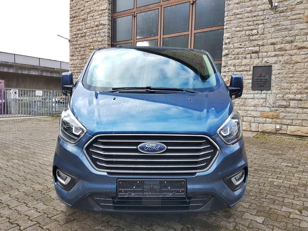 Ford / Tourneo Custom /HU/  ab 2019/5 / Blau /  /  /