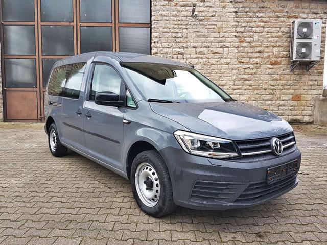Volkswagen Caddy Maxi Kasten BMT 2,0 TDI Navi/AHK/Winter Pak./Xenon
