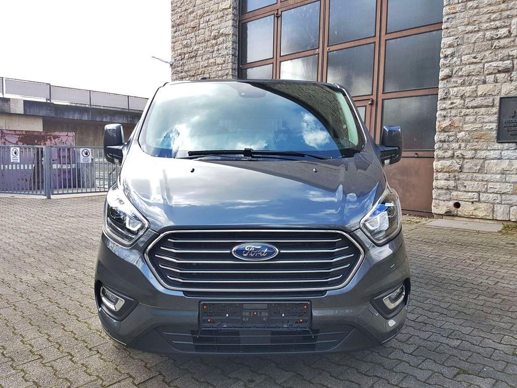 Ford / Tourneo Custom /HU/  ab 2019/5 / Grau /  /  /