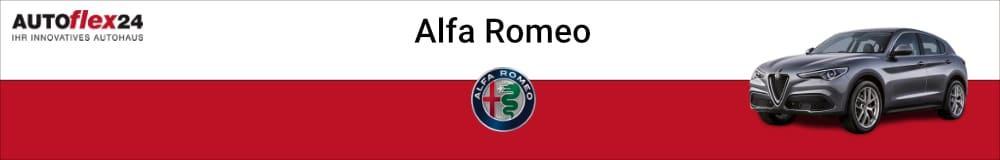 Alfa Romeo EU-Neuwagen günstigen kaufen, leasen oder finanzieren bei AUTOflex24