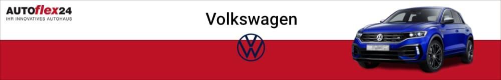 Volkswagen EU-Neuwagen günstig kaufen, leasen oder finanzieren bei AUTOflex24