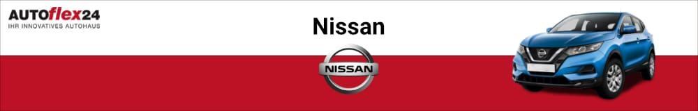 Nissan EU-Neuwagen kaufen, leasen oder finanzieren bei AUTOflex24