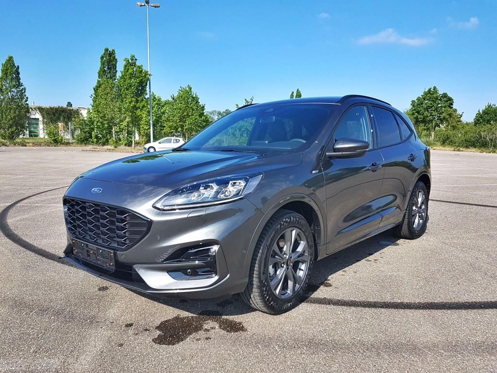 Ford / Kuga /HU/ - ab Jan 2020 / Grau /  /  /