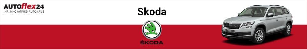 Skoda EU-Neuwagen kaufen, leasen oder finanzieren bei AUTOflex24
