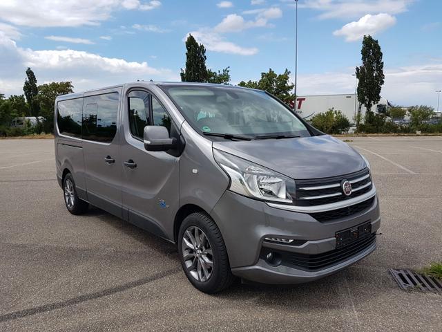 Gebrauchtfahrzeug Fiat Talento - 1.6 L2H1 AHK/Tem/NAV/Kam/Alu