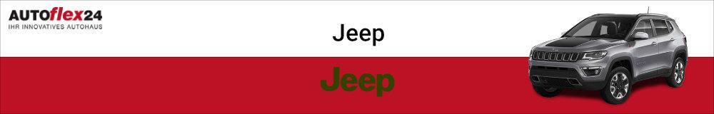 Jeep Reimport EU-Neuwagen günstig kaufen bei Autoflex24