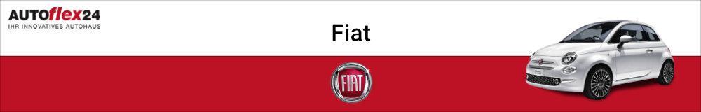 Fiat Reimport EU-Fahrzeuge günstig kaufen, leasen oder finanzieren bei Autoflex24