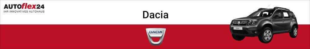 Dacia Reimport EU-Fahrzeuge günstig kaufen, leasen oder finanzieren bei Autoflex24