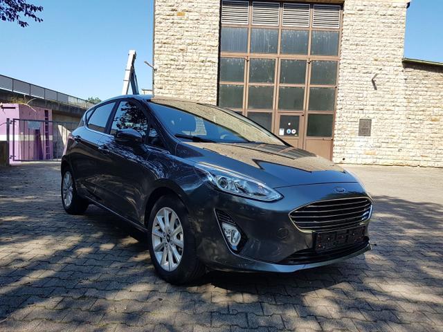 Lagerfahrzeug Ford Fiesta - Titanium EB/5J Gar/Navi/Appli/PDC/SHZ/Temp/Alu