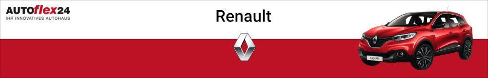 Renault Reimport EU-Neuwagen bei Autoflex24 in Gundelsheim und Waghäusel kaufen.