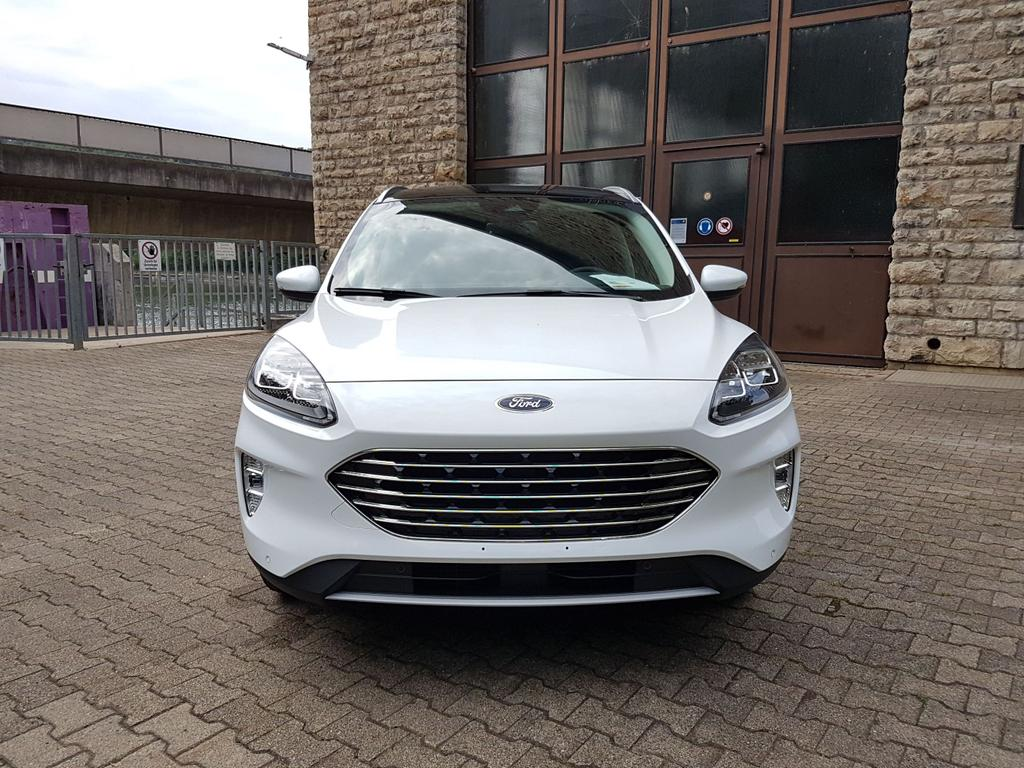 Ford / Kuga /HU/ - ab Jan 2020 / Weiß /  /  /