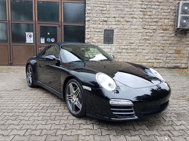 Gebrauchtfahrzeug Porsche 911 Cabriolet - Carrera 4 S Cabrio 4S PDK/Leder/ Keramik/ Sport Chrono Plus Paket