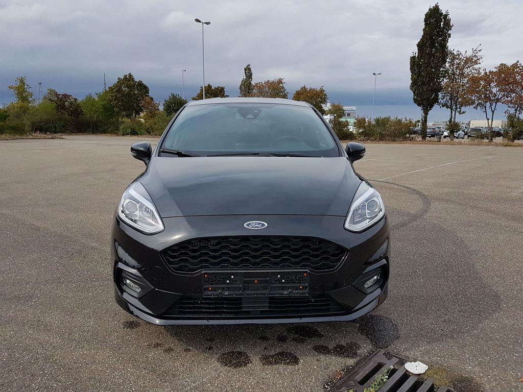 Ford / Fiesta / Schwarz /  /  /