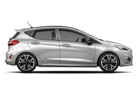 Ford Fiesta 5-Türer kaufen