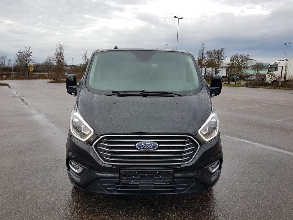 Ford / Tourneo Custom /HU/  ab 2019/5 / Schwarz /  /  /