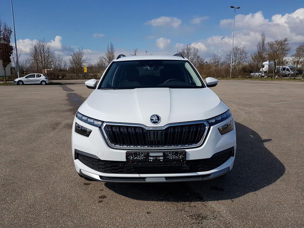 Skoda / Kamiq 2021 / Weiß /  /  /