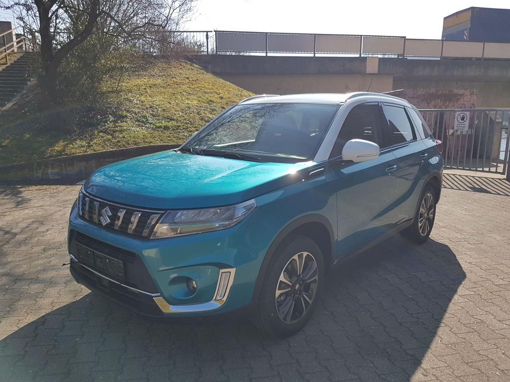 Suzuki / Vitara /HU/ - ab Jan 2020 / Blau /  /  /