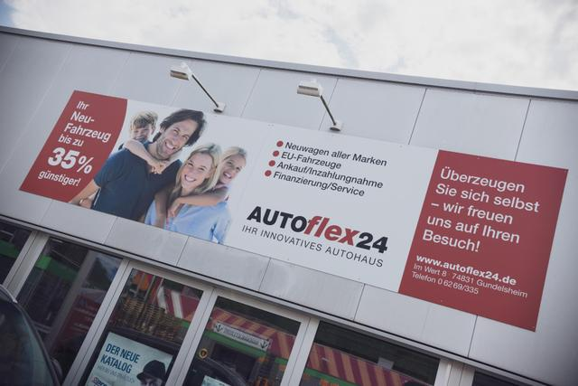 Autoflex24 - Neufahrzeuge bis zu 35 % günstiger