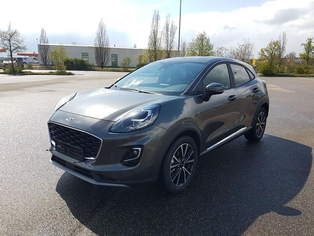Ford / Puma /HU/ / Grau /  /  /