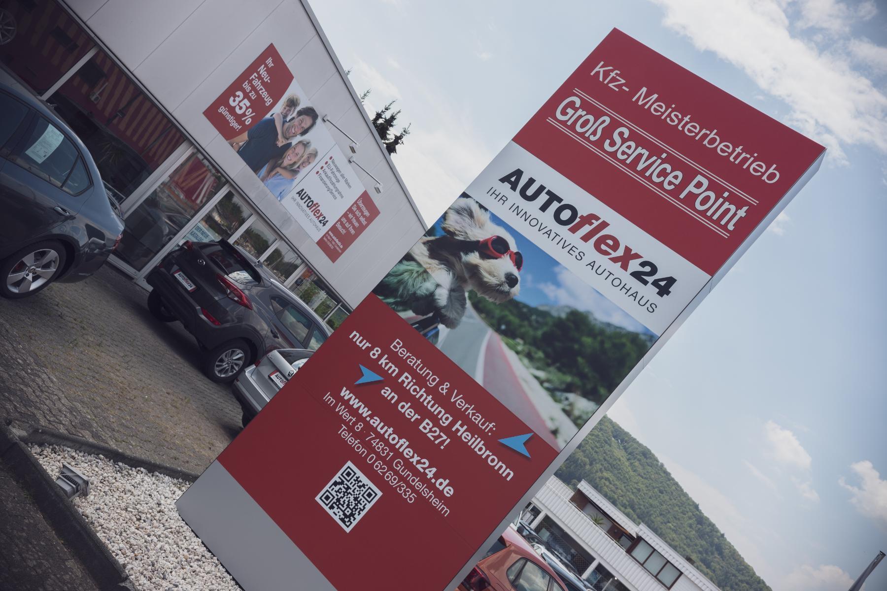 AUTOflex GmbH Auslieferung Standort in Mosbach