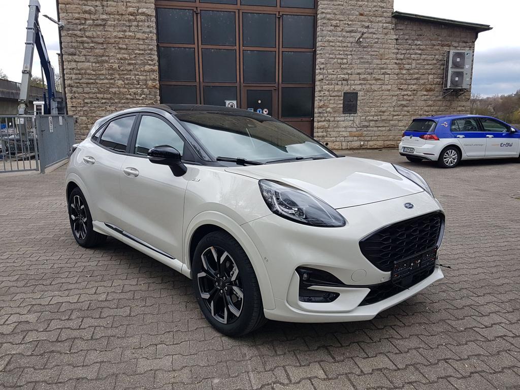 Ford / Puma /HU/ / Beige /  /  /