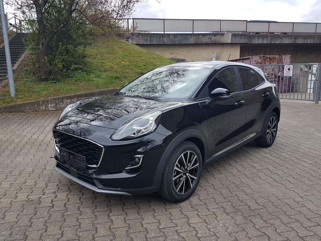 Ford / Puma /HU/ / Schwarz /  /  /