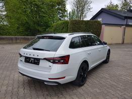 Skoda / Superb 2021 / Weiß /  /  /