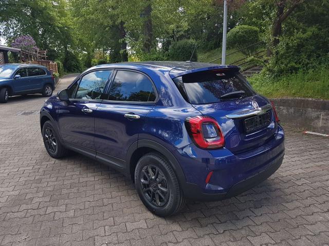 Fiat / 500X / Blau / / /