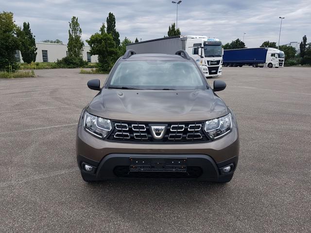 Dacia Duster - 1.0 TCe 90 2WD Comfort Klima DAB SHZ Temp Notrad NSW