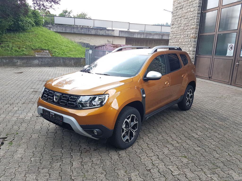 Dacia / Duster / Orange /  /  /