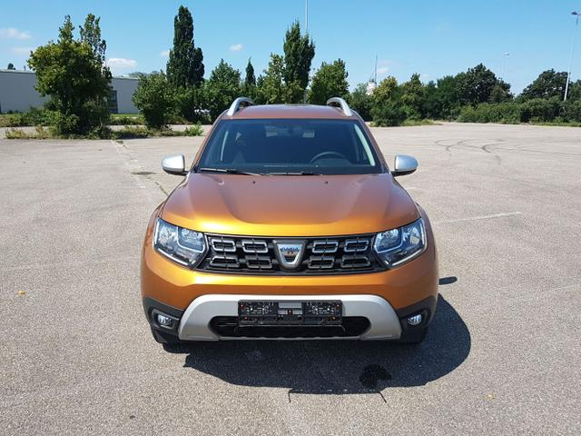 Dacia Duster - 1.0 TCe 90 2WD Comfort MUSIC Klimaaut SHZ Temp Notrad NSW Privverg LMF