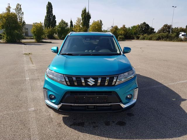 Suzuki Vitara - Comfort Plus 1.4 BJET Hybrid 4WD Panorama Navi Klimaaut PDC AAC Kamera LED SHZ LMF DAB
