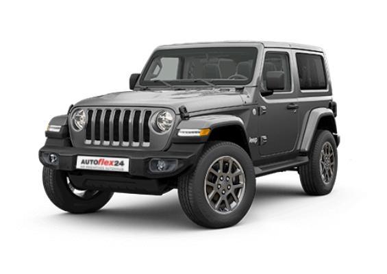 Jeep Wrangler kaufen
