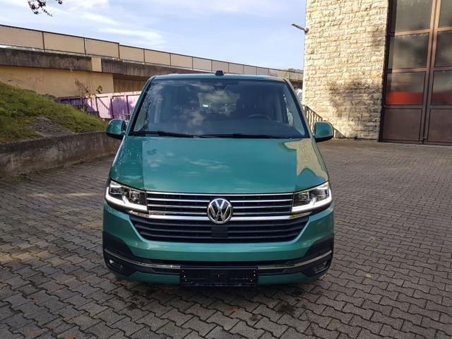 Volkswagen Multivan 6.1 - Cruise 2.0 TDI 4Motion DSG 199 Klimaaut NAVI SHZ DAB App ACC PDC ParkAssist LED AHK StandHeiz Kamera DCC LMF El.Sitz