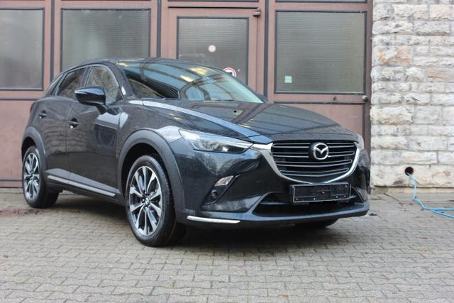 Mazda CX-3 - Emotion 2.0 SKYACTIVE G120 Klima Multilenkrad