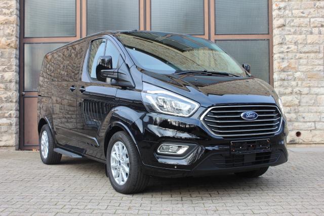 Ford Tourneo Custom Shuttle Bus M1 Trend L2H1 130 Automatik 9sitzer Klima PDC Temp SHZ LMF