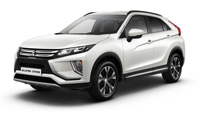 Mitsubishi Eclipse Cross MK Edition Plus