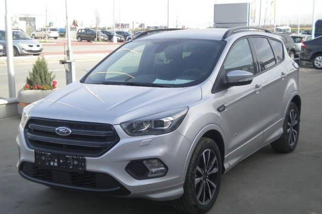 Ford Kuga - 2.0 TDCi 110kW 2x4 ST-Line - Silber -32%