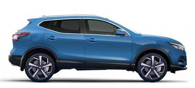 Nissan Qashqai 1.3 DIG-T 103kW Tekna