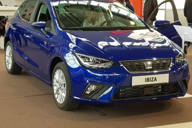 Seat Ibiza - 1.0 TGI 66kW Style Limited