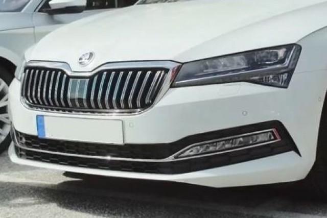 Skoda Superb - Limousine 1.5 TSI ACT Active
