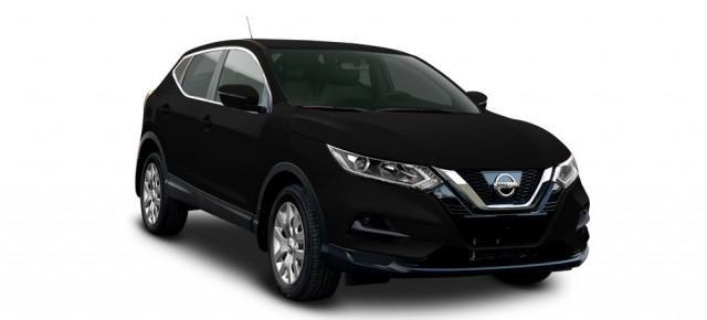 Nissan Qashqai - 1.3 DIG-T 117kW Tekna+ Dynamic - Black 1-3Wo.