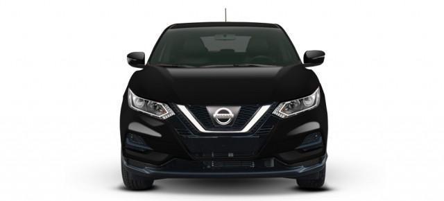 Nissan Qashqai 1.3 DIG-T 117kW Tekna+ Dynamic - Black 1-3Wo.