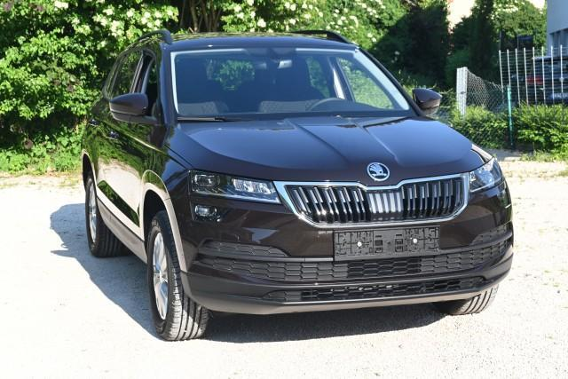 Skoda Karoq - 1.0 TSI 85kW Ambition - Magnetic/LED/LAGER -27.5%