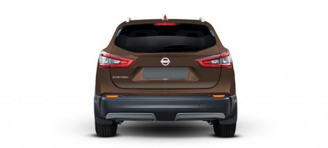 Nissan Qashqai 1.3 DIG-T 103kW Tekna - Chestnut Bronze 1-3Wo.