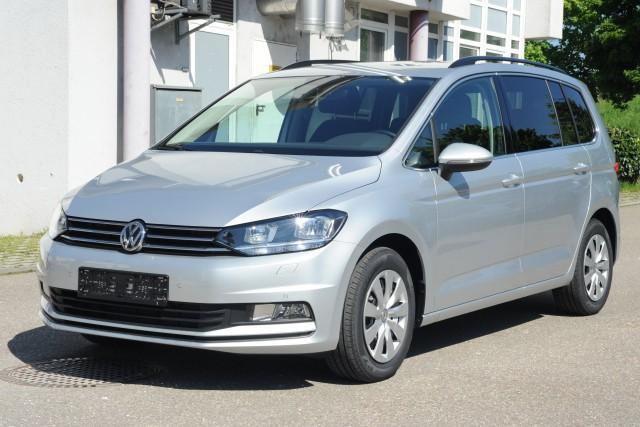 Volkswagen Touran - 1.5 TSI 110kW Marathon Edition - Reflexsilber 1-3 Wochen