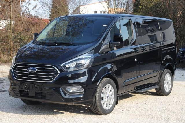 Ford Tourneo - CUSTOM 320 L1 BUS 2.0 TDCi 136kW Mild-Hybrid Titanium X
