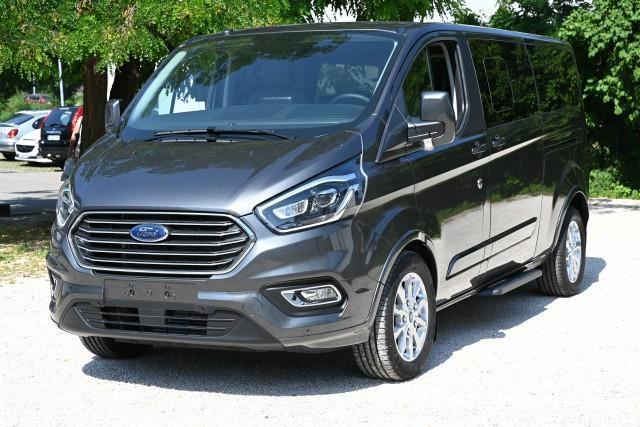 Ford Tourneo - CUSTOM 320 L2 BUS 2,0 l TDCi 96kW Mild-Hybrid Titanium