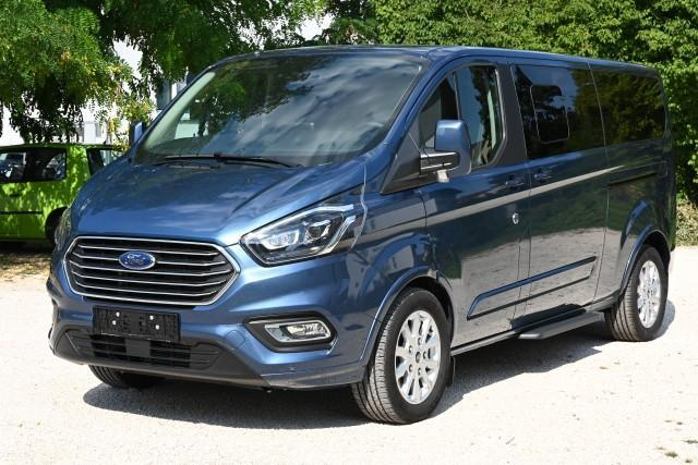 Bestellfahrzeug, konfigurierbar Ford Tourneo - CUSTOM 320 L2 BUS 2.0 TDCi 96kW Mild-Hybrid Titanium