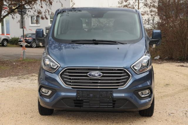 Bestellfahrzeug, konfigurierbar Ford Tourneo - CUSTOM 320 L1 BUS 2.0 TDCi 96kW Mild-Hybrid Titanium
